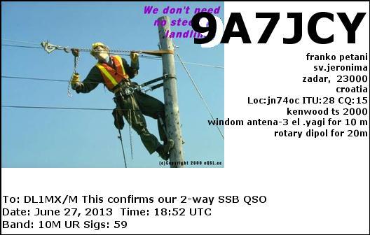 9A7JCY_20130627_1852_10m_SSB