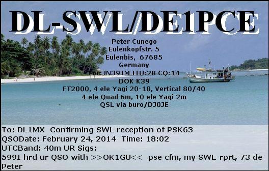 DL-SWL-DE1PCE_20140224_1802_40m_PSK63