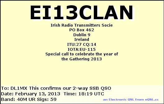EI13CLAN_20130213_1819_40M_SSB