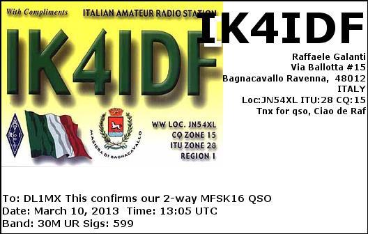 IK4IDF_20130310_1305_30M_MFSK16