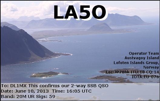 LA5O_20130610_1605_20M_SSB