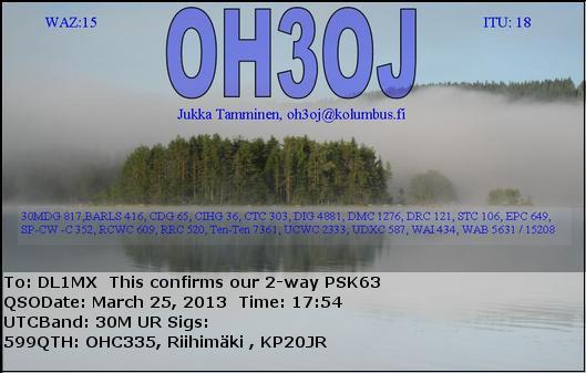 OH3OJ_20130325_1754_30M_PSK63